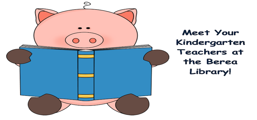 Pig Reading a book with the title