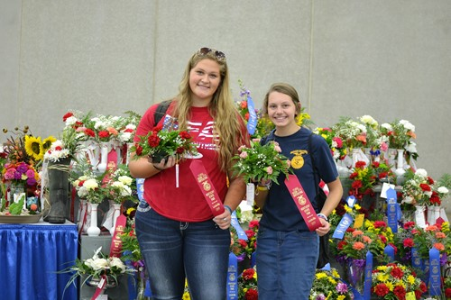 Floral Design Competition