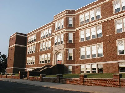 Madison Middle School Building.