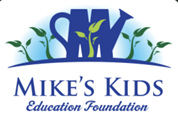 Mike's Kids logo for a non profit.