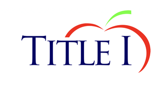 "Title I Logo with an outline of the apple over the title ""Title I""."