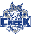 SCE Logo: Bobcat head above the school name